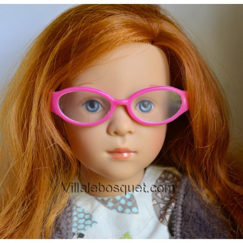 WE GIRLS LUNETTES ROSES - accessoire We Girls pour poupées