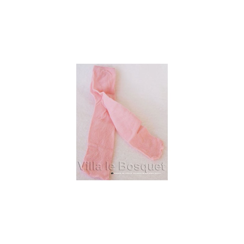 GÖTZ COLLANT DE POUPEE ROSE - vêtement Götz pour poupées