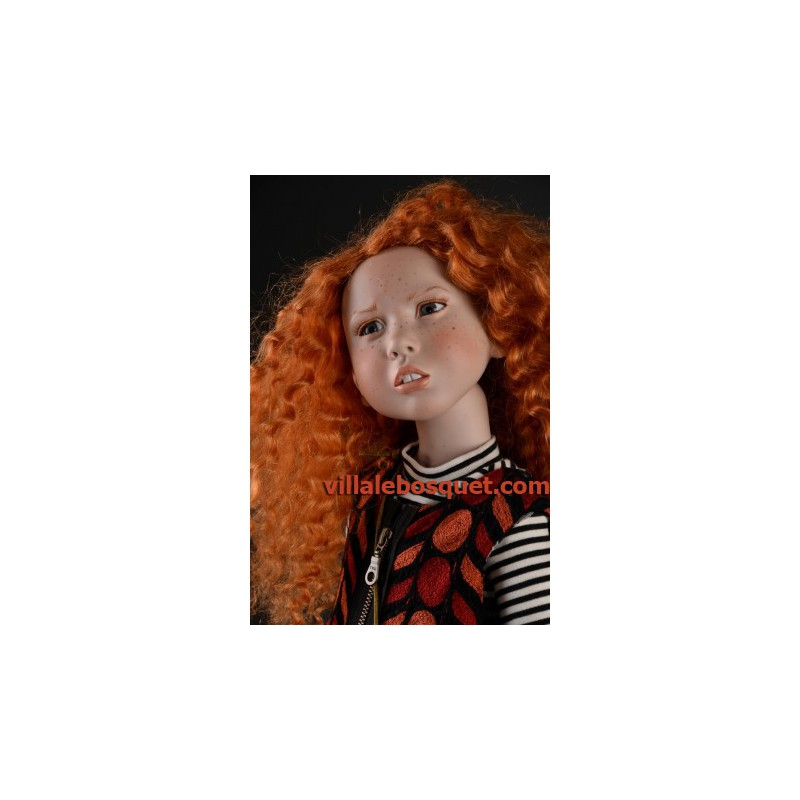 ZWERGNASE POUPEE SUMMER - poupée d'artiste Zwergnase