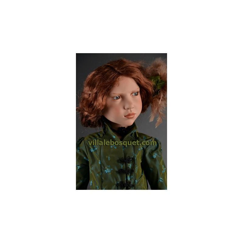 ZWERGNASE POUPEE PRINCESSE MARIA - poupée d'artiste Zwergnase