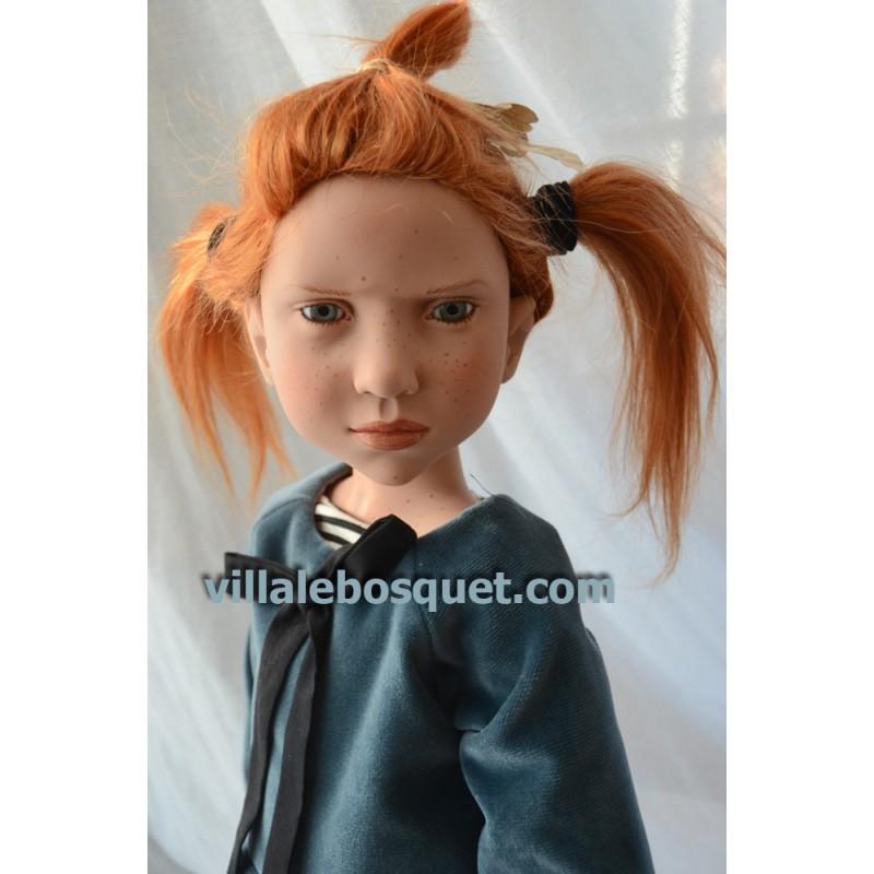 ZWERGNASE POUPEE HARPER - poupée d'artiste Zwergnase