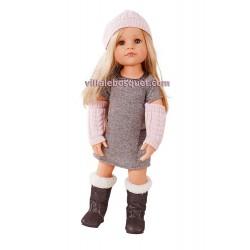 GÖTZ POUPEE HANNAH LOVES PARTY GLAMOUR - poupée à jouer GÖTZ