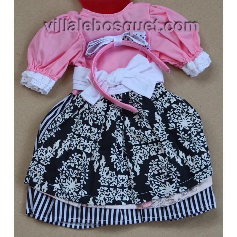 GÖTZ ROBE MUNICH - vêtement Götz pour poupées