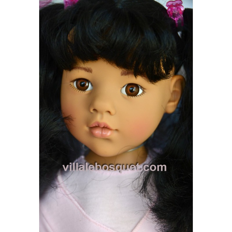 GÖTZ POUPEE HANNA VA AU BALLET ASIATIQUE - poupée à jouer GÖTZ