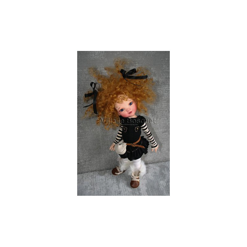 POUPEE BJD EN RESINE STARLING - poupée de l'artiste Lorella Falconi