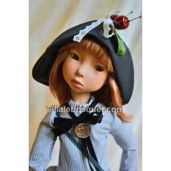 ZWERGNASE POUPEE HINSEMINE - poupée d'artiste Zwergnase