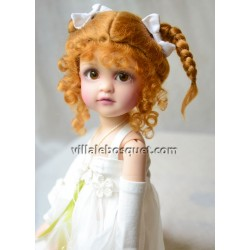 RESINE BJ-DOLL SAFFRON - artistdoll made by Lorella Falconi