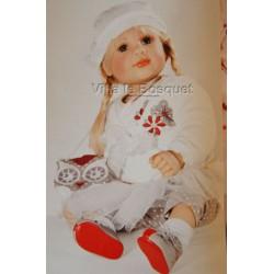 GÖTZ POUPEE MARIE - poupée d'artiste GÖTZ