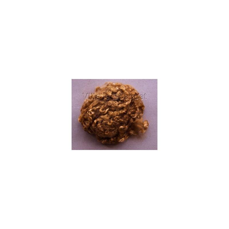 MOHAIR AUSTRALIEN BLOND-VENITIEN - Mohair de qualité bouclé