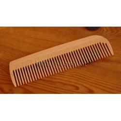 PEIGNE A CHEVEUX EN BOIS - Peigne à cheveux en bois