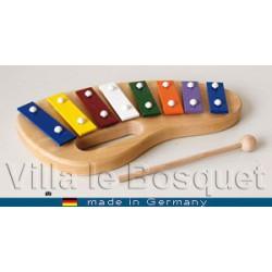JOUET MUSICAL PETIT METALLOPHONE - jouet musical pour les enfants
