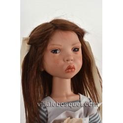 ZWERGNASE POUPEE TULEMORE 2 - poupée d'artiste Zwergnase 2018