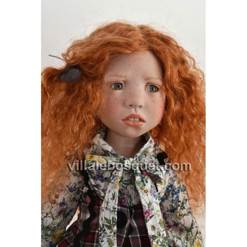 ZWERGNASE POUPEE DOROTHEE - poupée d'artiste Zwergnase 2018