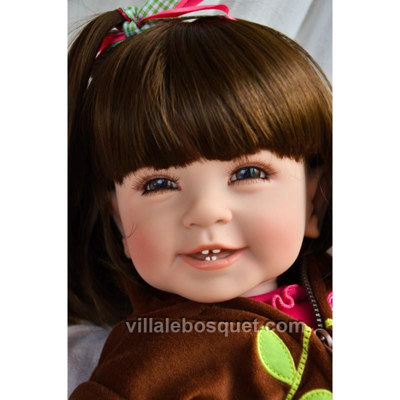 ADORA POUPEE A JOUER WORKOUT CHIC - poupée Toddler Adora