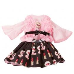 GÖTZ ROBE ENSEMBLE JOLIE - vêtement Götz pour poupées