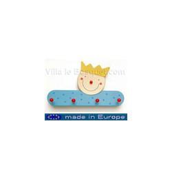 PORTE MANTEAU PRINCE - porte-manteau en bois - déco chambre d'enfant
