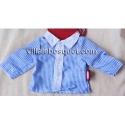 GÖTZ BLOUSE STYLE MARITIM - vêtement Götz pour poupées