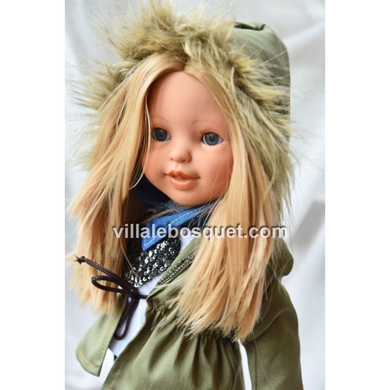 POUPEE PREPPY GIRL ALESSIA - poupée à jouer The Preppy & Endisa
