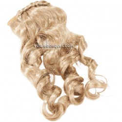 EXTENSION DE CHEVEUX BLONDS POUR POUPEES