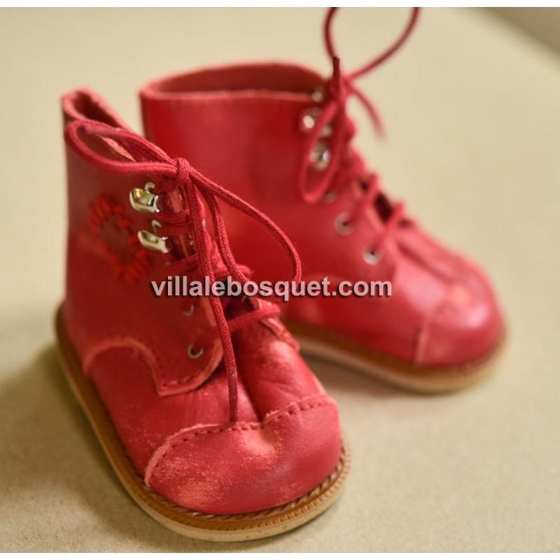BOOTS USES POUR POUPEES ZWERGNASE - chaussures de poupées