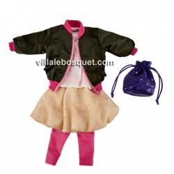 KÄTHE KRUSE HABILLEMENT FASHION - vêtement pour les poupées Bella