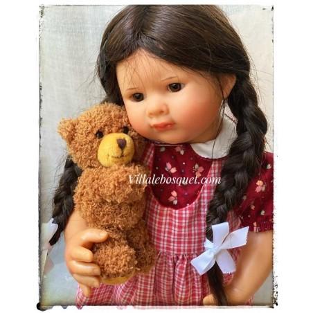 Les poupées originales Müller Wichtel.