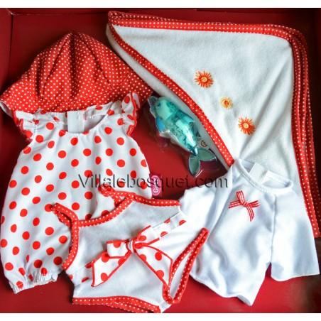 Vêtements et accessoires pour poupons Antonio Juan.