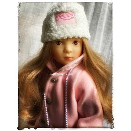 Les belles poupées de Sylvia Natterer pour la marque Française Petitcollin.