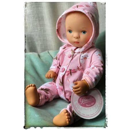 Les bébés Bibichou de Sylvia Natterer pour Petitcollin!