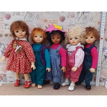 Sublimes poupées uniques de l'artiste Russe Svetlana Pchelnikova.