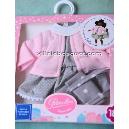 Vêtements pour les poupées de Sylvia Natterer