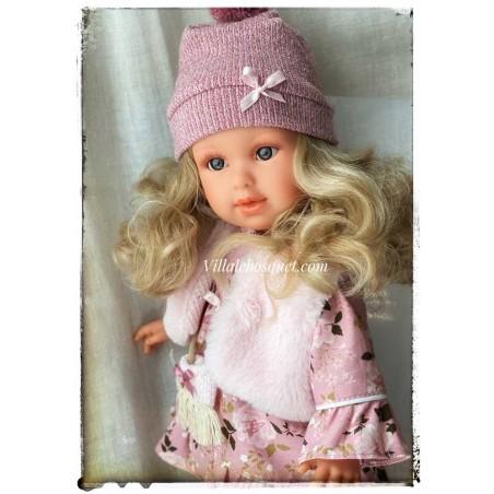 La maison Llorens crée et fabrique de façon artisanale en Espagne des poupées et des poupons de qualité pour un prix très doux!