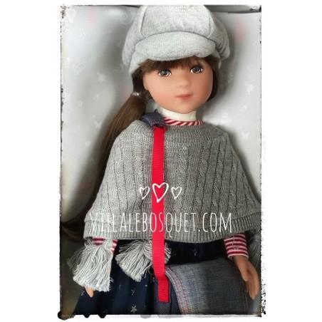 Les belles poupées en vinyle La Bella de Käthe Kruse sont à la Villalebosquet.com. Qualité conçue en Allemagne!