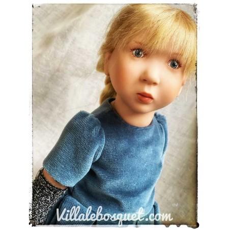 Zwergnase Junior dolls collection 2019, belle poupées à jouer et à collectionner pas comme les autres!