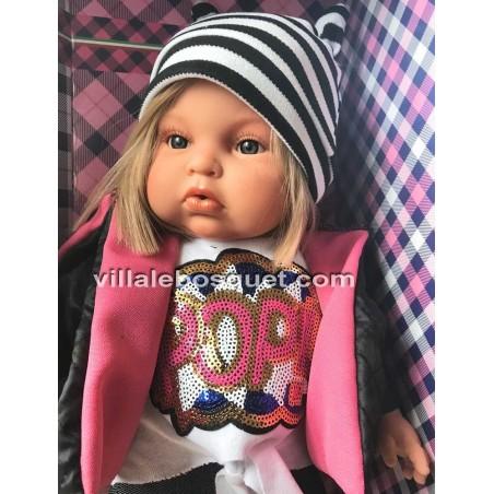 Les Preppy, belles et adorables poupées à jouer, fabriquées en Espagne