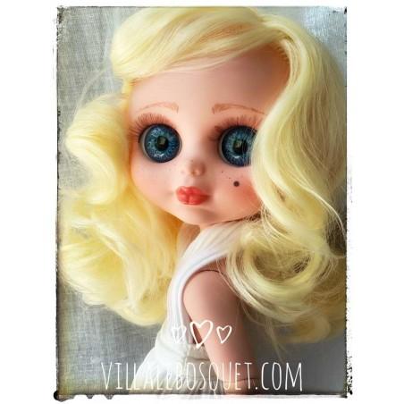 Petites poupées aux grands yeux, The Biggers une nouvelle ligne de poupées Berjuan, fabriquée en Espagne!