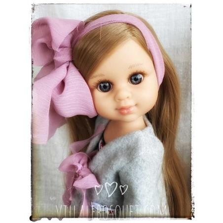 Les poupées My Girl sont fabriquées en Espagne par la Maison Berjuan.