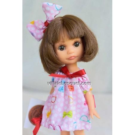 Luci, mignonnes petites poupées de 22 cm de Berjuan