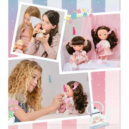 Les Miss Mininiss de Llorens, adorables petites poupées à jouer de 26 cm