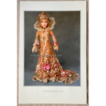 Portraits de poupées prises de vue à la Villalebosquet.com