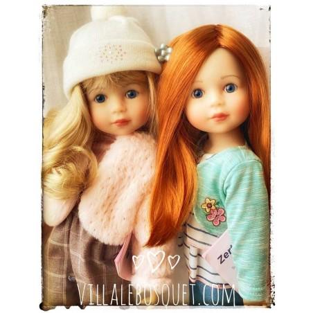 Les belles poupées Yella de Schildkröt, fabriquées en Allemagne !