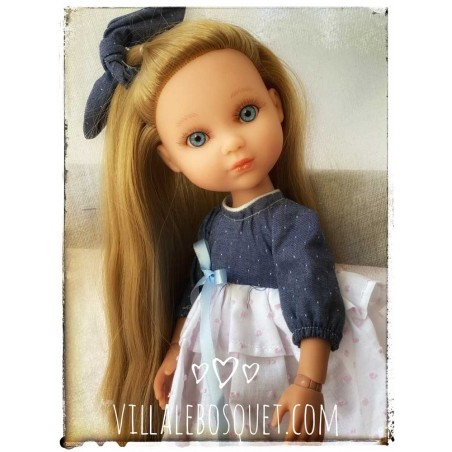 Berjuan, les nouvelles poupées entièrement articulées à la Villalelbosquet.