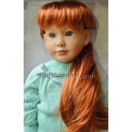 Modernes poupées à jouer en vinyle, Kidz'N'Cats sont des poupées de qualité belles et attachantes!