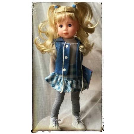 Les belles poupées à jouer Schildkröt sont conçues par des artistes, réalisées par la maison Allemande Schildkröt!