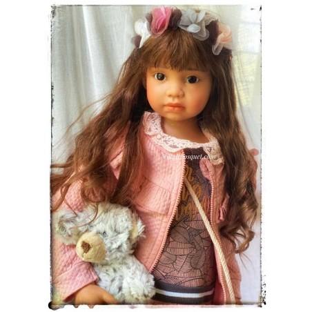 Les merveilleuses poupées uniques de l'artiste Suisse Angela Sutter.