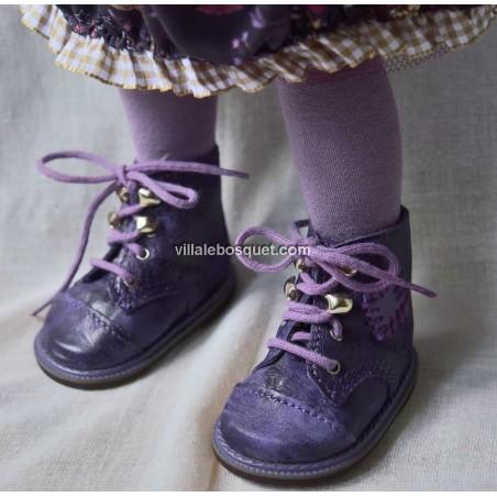 CHAUSSURES DE POUPEES WAGNER - chaussures d'excellence faites en Allemagne
