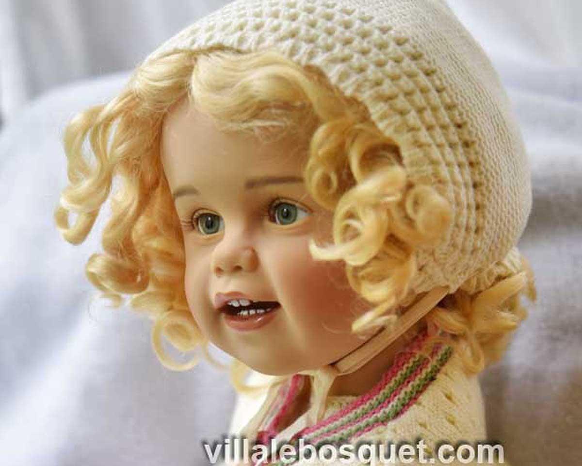 Les ravissantes poupées d'artiste de Götz!