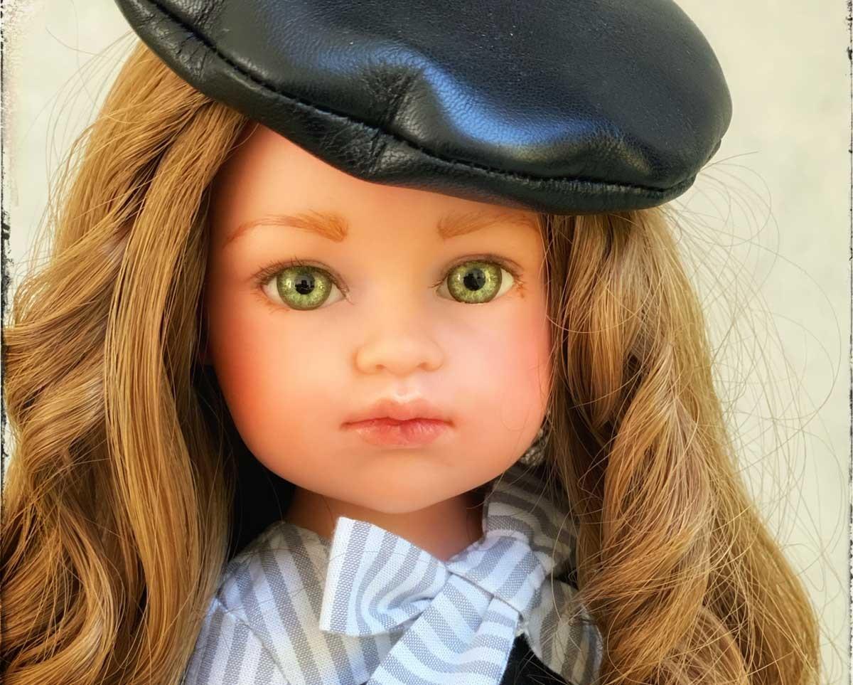 Les poupées customisées par Jana Blazkova et Sandrine Rondeau sont en exclusivité à la Villalebosquet.com!