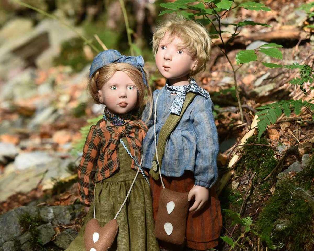 Les superbes poupées Juniordolls de Zwergnase, Edition spéciale contes de fées très limitée !
