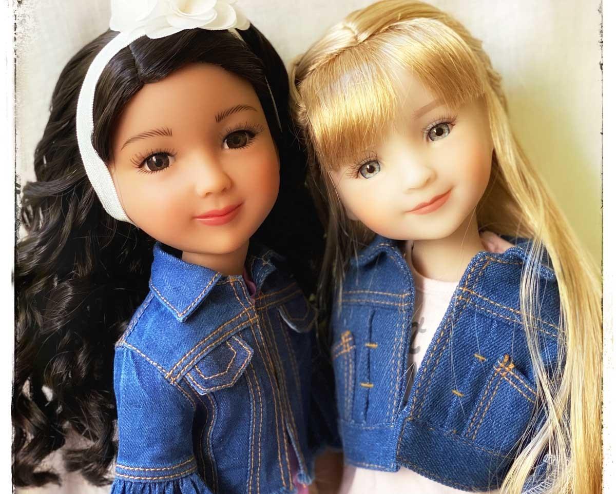 Trois ravissantes poupées de 36 cm, les RubyRed Fashion Friends Bella Sara et Hanna sont sont sur notre site!